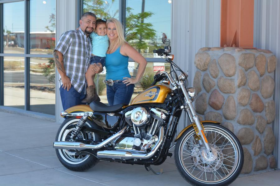 Fur Ball X Raffle - Harley Davidson - e Society of Yuma ...